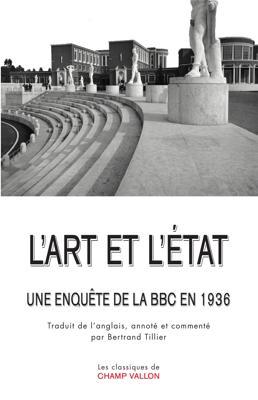 ART ET L'ETAT